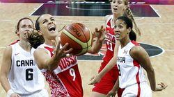Canada Women's Basketball Teams Loses