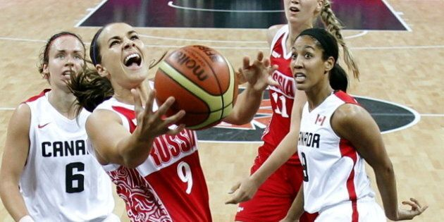 Canada Olympic Women's Basketball: Team Loses 58-53 To