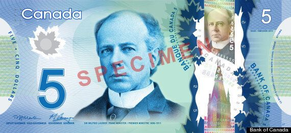 Spock And Snape Canadian $5 Bills Are Sadly Doomed