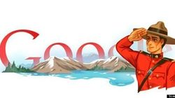 Why Is There A Mountie On The Google Home