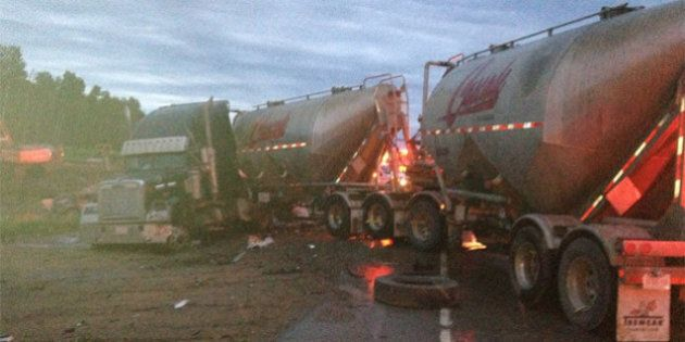 Highway 63 Crash Injures 6, After Cars Collide With