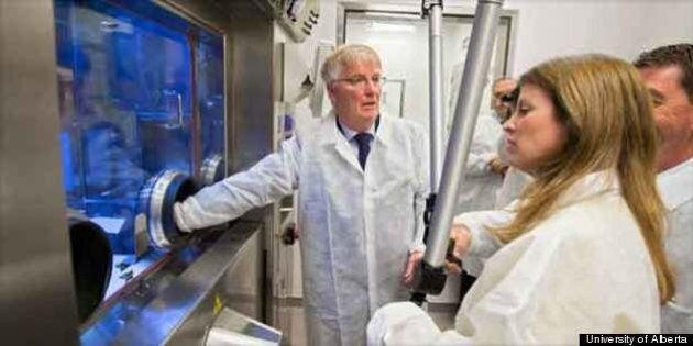 Medical Isotopes Edmonton: University Of Alberta Opens Cyclotron, Joins Isotope