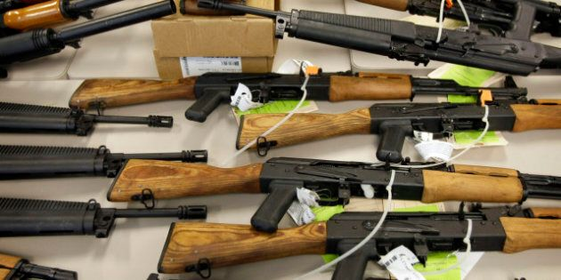 John Friesen Gun Trafficking Charges: Gun Sold Illegally Used In Alberta