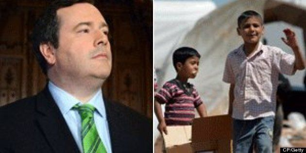 Jason Kenney: Canada To Resettle 1,300 Syrian Refugees By End Of