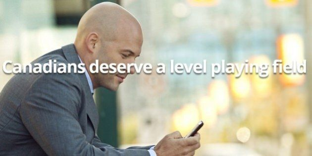 Is The Big 3 Telecom 'Fair For Canada' Campaign