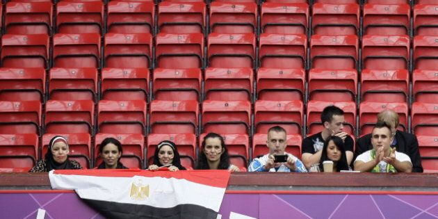 London Games Organizers Fill Empty Seats With Free Tickets For Troops And