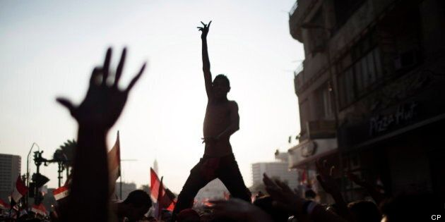 Coup In Egypt: Canadians React On
