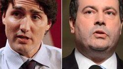 Kenney Mocks Trudeau After