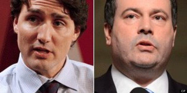 Jason Kenney Slams Justin Trudeau After London Attack