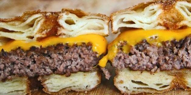 CNE Food Poisoning Linked To Cronut Burger's Maple Bacon