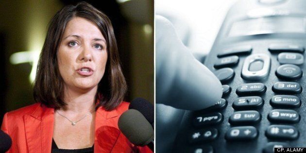 Wildrose Robocalls: CRTC Fines Party With $90,000 For