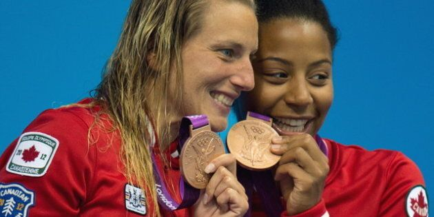 Emilie Heymans, Jennifer Abel Thanked On Twitter By Canadian Athletes After Canada's First