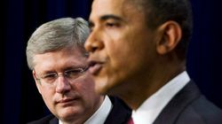 Harper, Obama Talk Chemical Weapons In