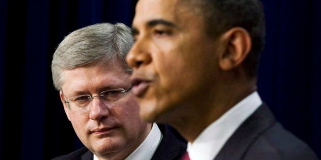 Syria Chemical Weapons: Harper, Obama Discuss Reported Use Of