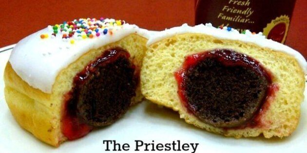 Tim Hortons Priestley: Jason Priestley's Brilliant Creation Becomes A