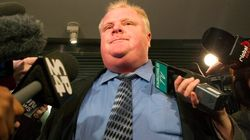 For My Money, We'll Never See That Rob Ford