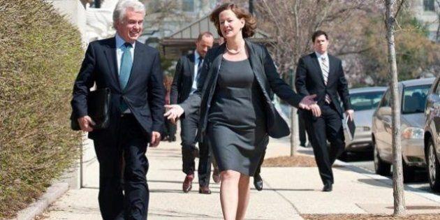 Alison Redford In Washington Boasts Canadian
