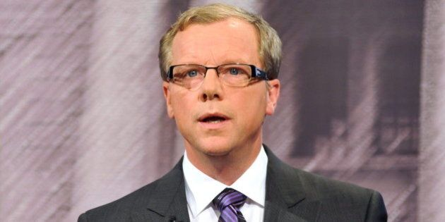 Brad Wall Says Senate Cannot Be Reformed, Must Be