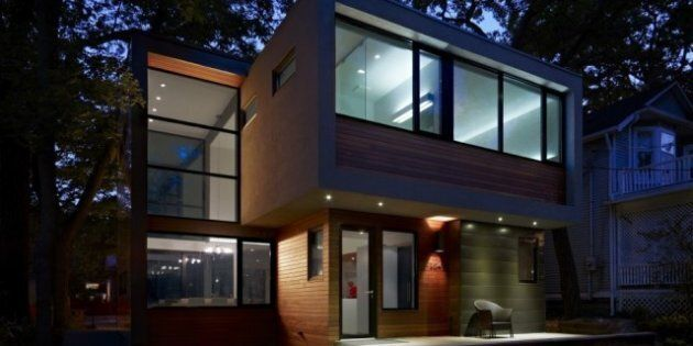 Controversial Toronto Beach House Will Make You Jealous
