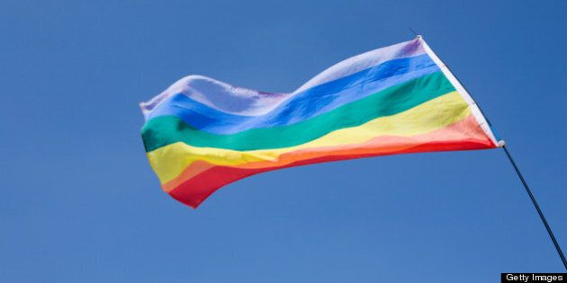 Inaugural Pride parade launched in B.C. Bible