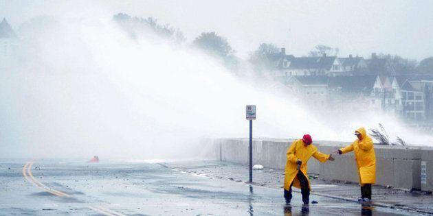 Hurricane Sandy Leaves Deaths, Trail Of Destruction, Millions Without
