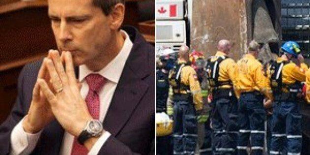 Elliot Lake Mall Collapse Inquiry: Dalton McGuinty To