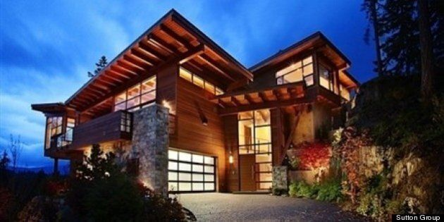 Most Expensive 'Cottages' For Sale In Canada (PHOTOS)   HuffPost Canada