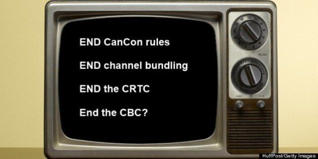 CRTC's TV Rules Review: HuffPost Readers Want Fundamental