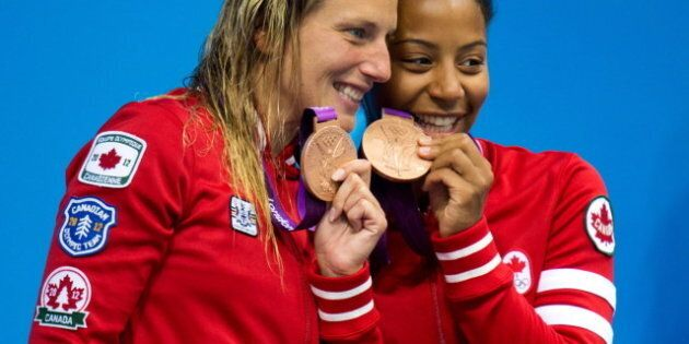 Canada's Olympic Podium Outfit: How Would You Rate Team Canada's Track Suits? (PHOTOS,