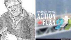 WATCH: Sh*t Harper Did Ad Slams Tory Action Plan