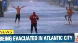 WATCH: Sandy Videos, From News Bloopers To