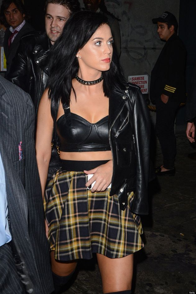 Katy Perry Channels Her Inner Cher Horowitz At 2013 MTV VMAs After-Party