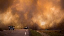 Alberta Bracing For Early Wildfire