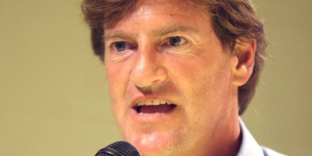 Stephen Bronfman Becomes Liberals' Chief