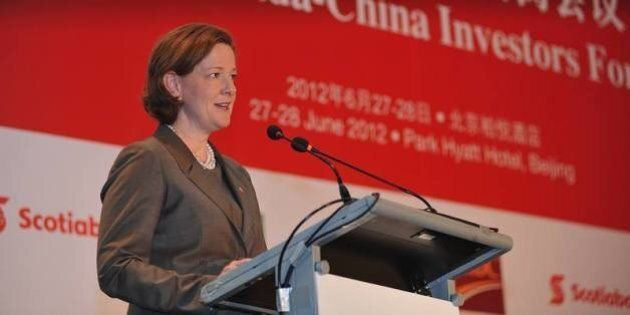 Alison Redford Headed To China To Meet Leaders, Drum Up