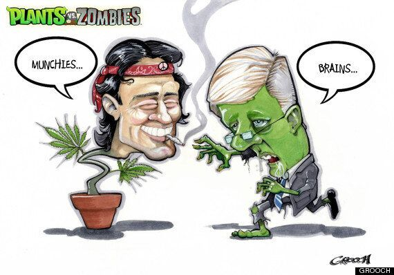 GROOCH: Plants vs. Zombie