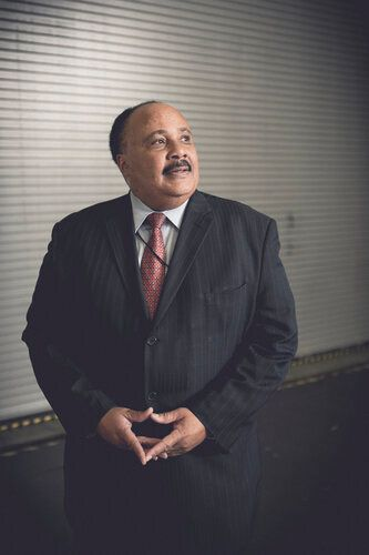 Martin Luther King III Embraces His Family's Legacy to Fight For