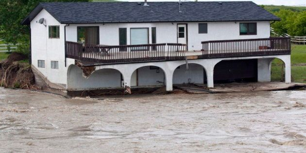 Alberta Family Kicked Out Of Temporary Housing After Flood 2 Years