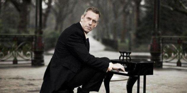 Hugh Laurie's Vancouver Jazz Club Set Surprises Audience