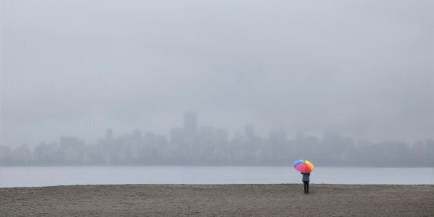 Stormier Weather To Hit B.C.'s South Coast Wednesday