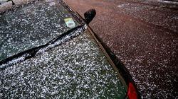 HAIL ON