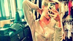 Miley Cyrus Tries To Make Onesies