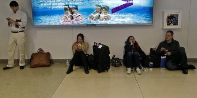 Hurricane Sandy Flight Cancellations: Northeast Airports Shut Down, Travellers Could Be Stranded For