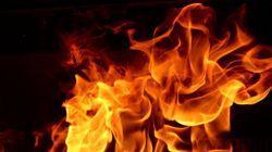 Fiery Crash Shuts Northern B.C.