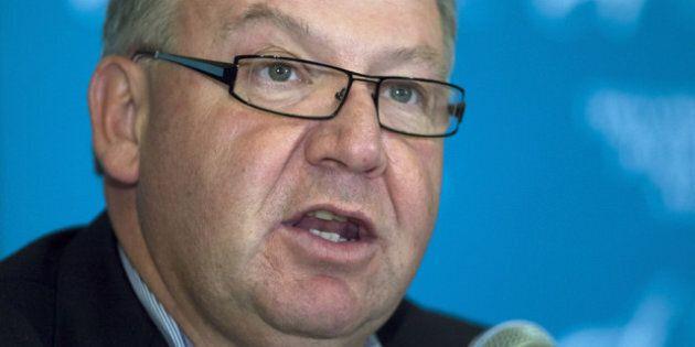 Darrell Dexter Marijuana: Nova Scotia Premier Says He Tried Pot In