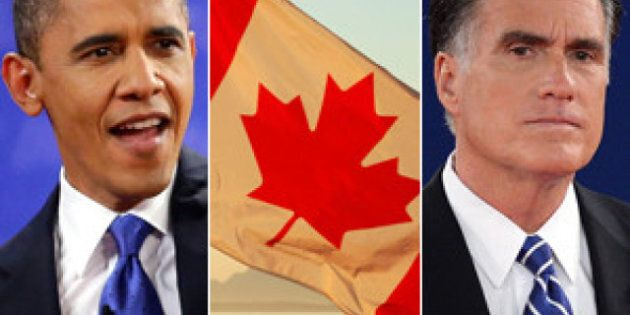 Obama, Romney And Canada: Poll Gives Incumbent 7-To-1 Edge North Of The