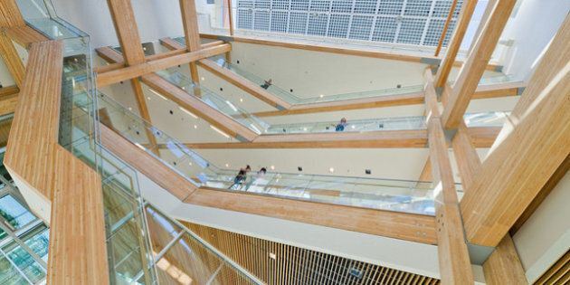 LEED Buildings In Vancouver Edge City Closer To 'Greenest' Goal