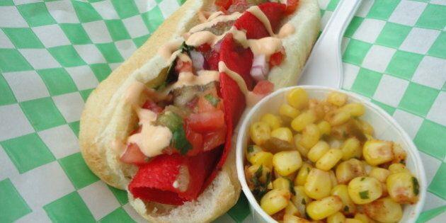 Vegetarian Food Festival Toronto: 16 Meatless Things We