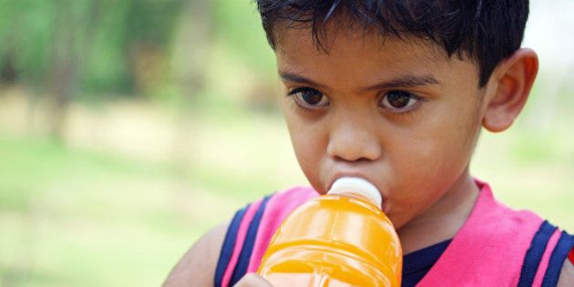 Energy Drink And Kids: Not The Best