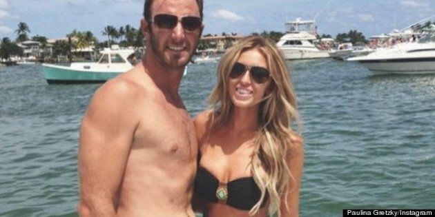 Paulina Gretzky Instagram Bikini Pic Might Make Wayne Gretzky Keel Over